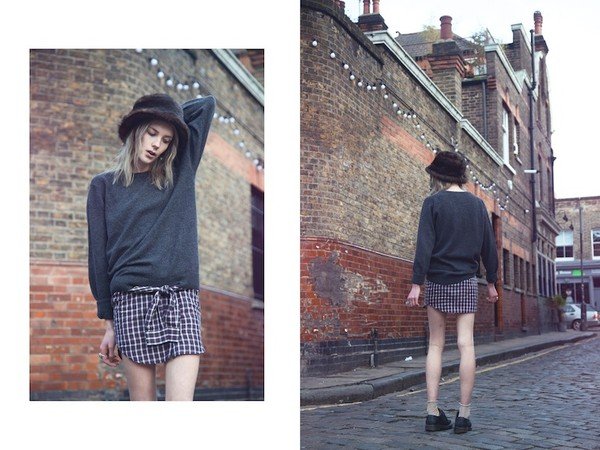 pony hunter sweater shirt skirt hat shoes