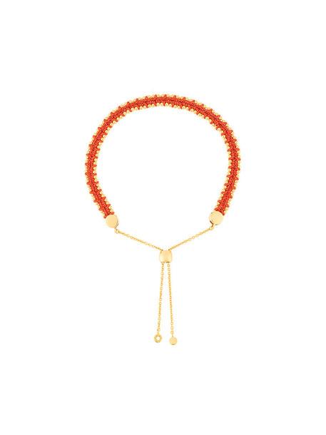 Astley Clarke women gold yellow orange jewels