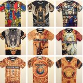 t-shirt,pray for paris,guys,mary,virgin mary,medusa,lion,girl,unisex
