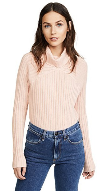 tHE FIFTH LABEL sweater knit rose