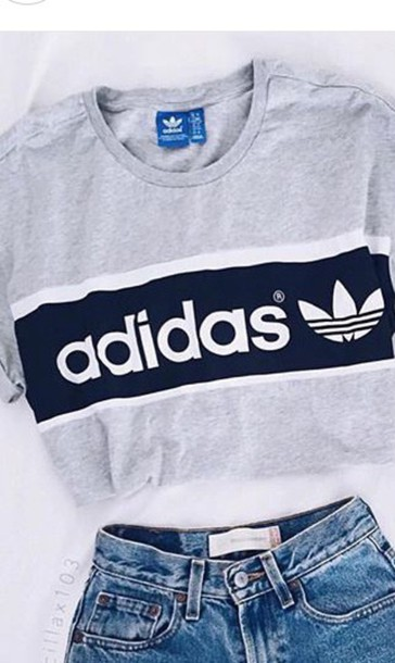 adidas t shirt pinterest