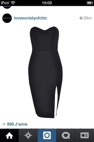 dress little black dress black mini dress