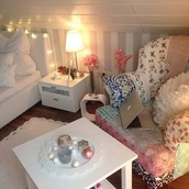 home accessory,girly,lighting,armchair,cardigan