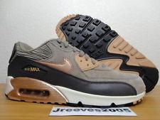watch ca681 14b8c Women's Nike Air Max 90 LTHR Sz 12 100% Authentic 768887 201 Iron Bronze
