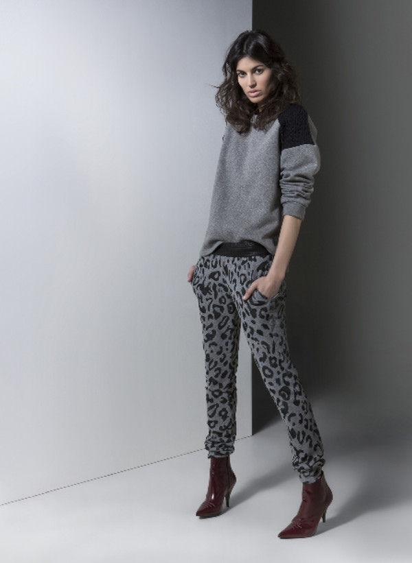 sweater lookbook fashion gat rimon pants
