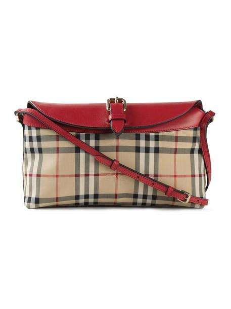 satchel women red bag