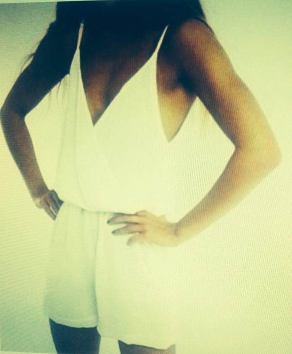 shirt overalls white summer shorts