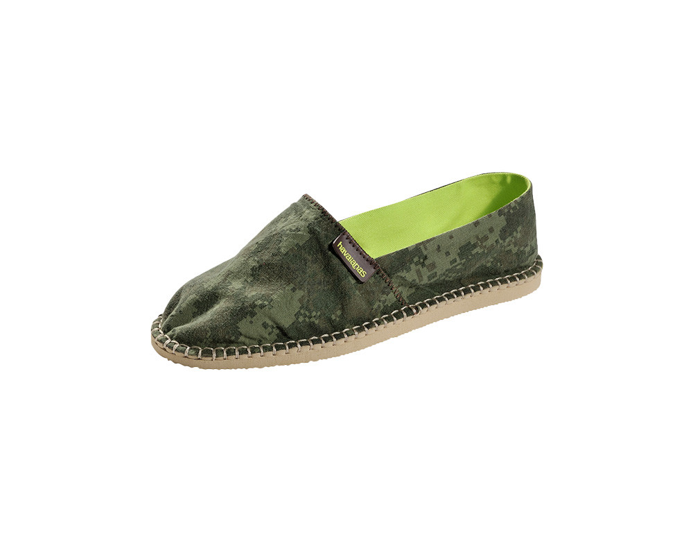 Origine/Espadrille Soul Collection ORIGINE CAMO MILITARY - Havaianas Online Store