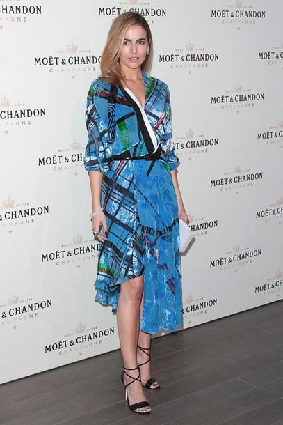 dress high-low dresses camilla belle sandals