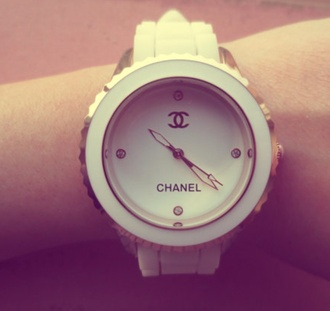 jewels chanel watch fashion white gold