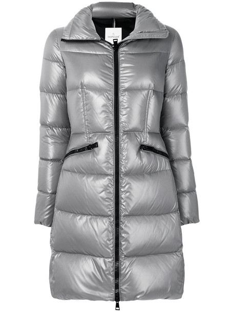 moncler jacket women grey