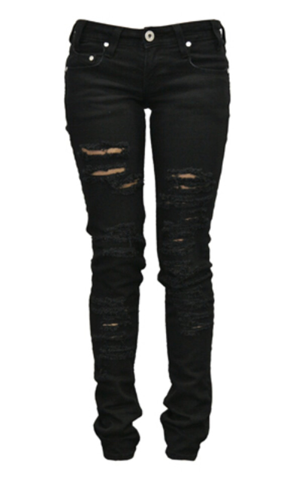 jeans clothes black