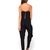 Buy Motel Glory Strappy Scoop Neck Jumpsuit in Black at Motel Rocks