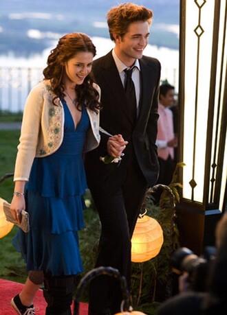 dress blue blue dress long dress