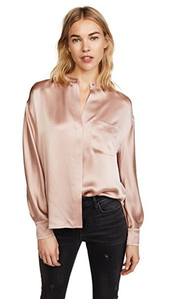 Vince blouse top