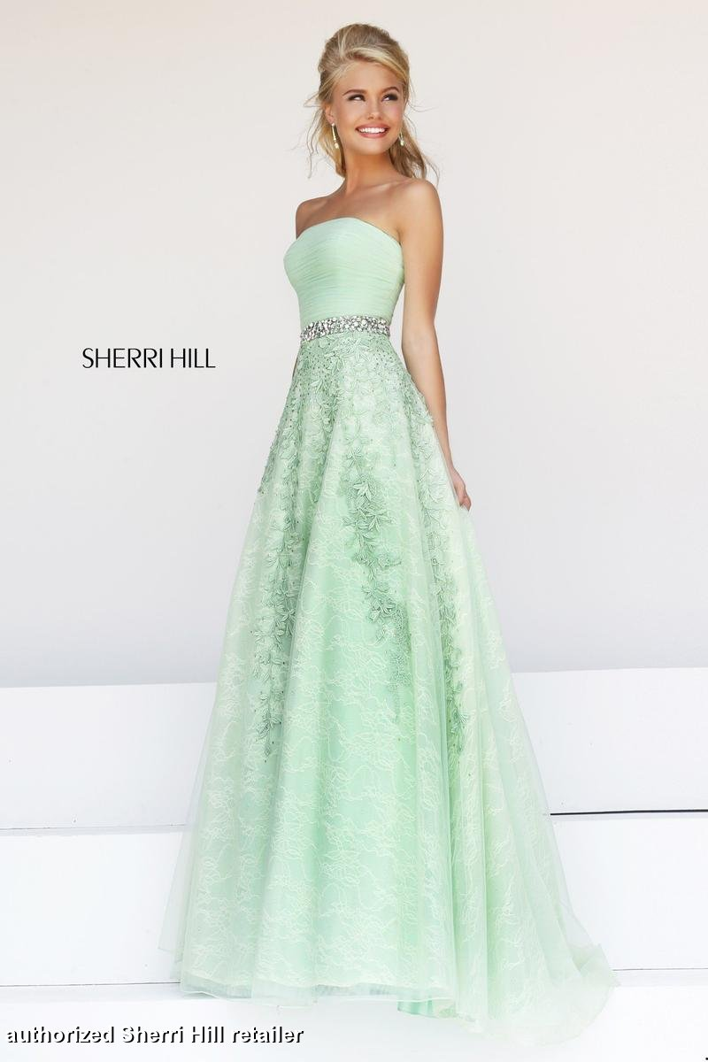 Hill 11123 Sherri Hill Welcome to Buffie's All The Rage - Prom ...
