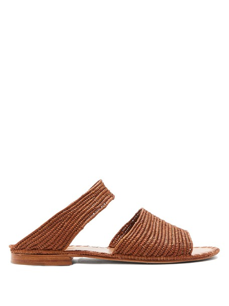 carrie forbes sandals brown shoes