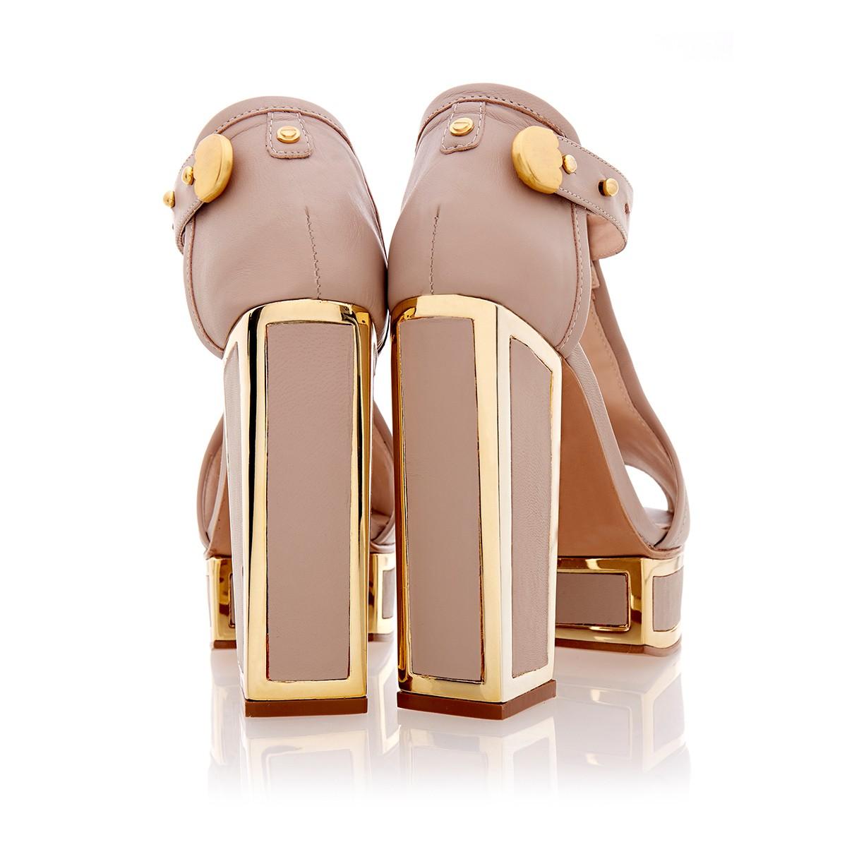 Pipa T-Bar Sandals