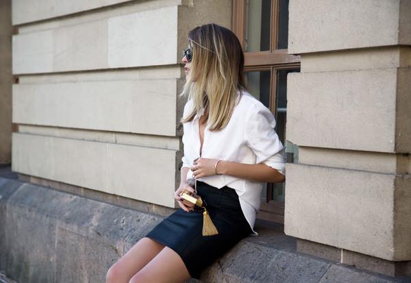 oracle fox shirt skirt sunglasses shoes jewels