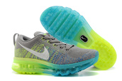 shoes,flyknit max grise clair