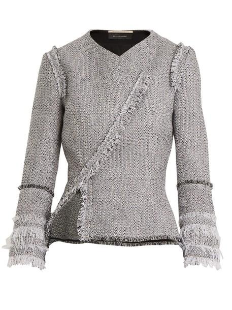 Roland Mouret jacket white