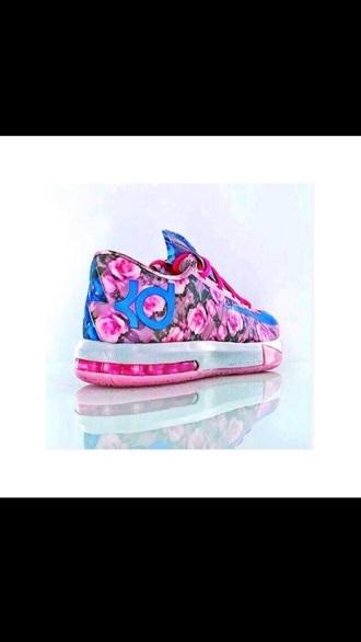 shoes blues shoes pink shoes floral shoes kds