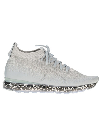 sneakers lace white shoes