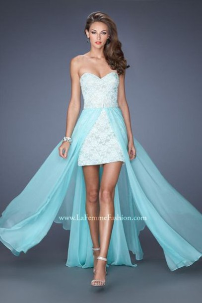 dress charming design prom dress evening dress high-low dresses