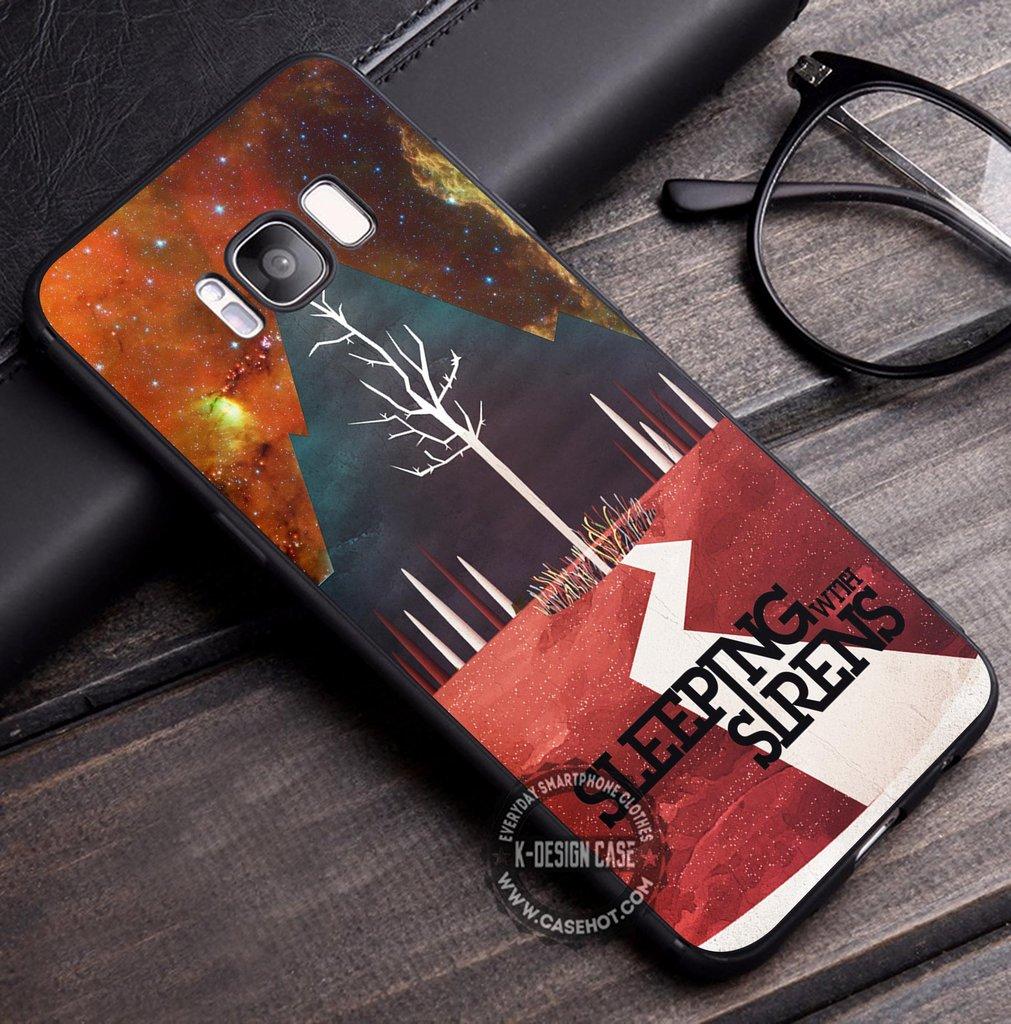 Album Art Sleeping With Sirens iPhone X 8 7 Plus 6s Cases Samsung Galaxy S8 Plus S7 edge NOTE 8 Covers #iphoneX #SamsungS8