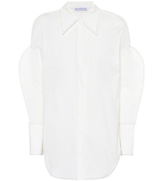Rejina Pyo shirt cotton white top