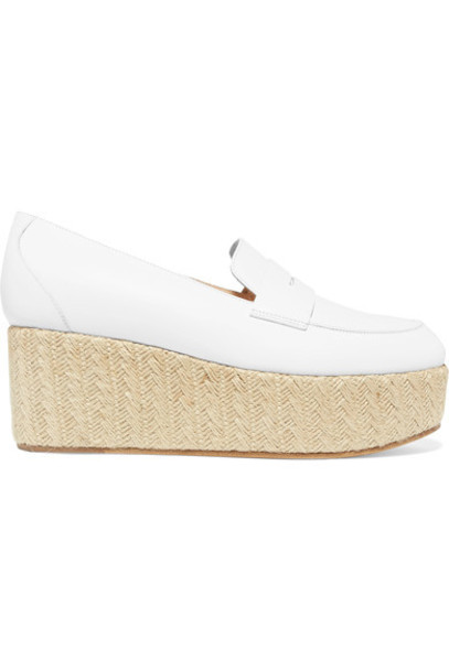 Gabriela Hearst loafers leather shoes
