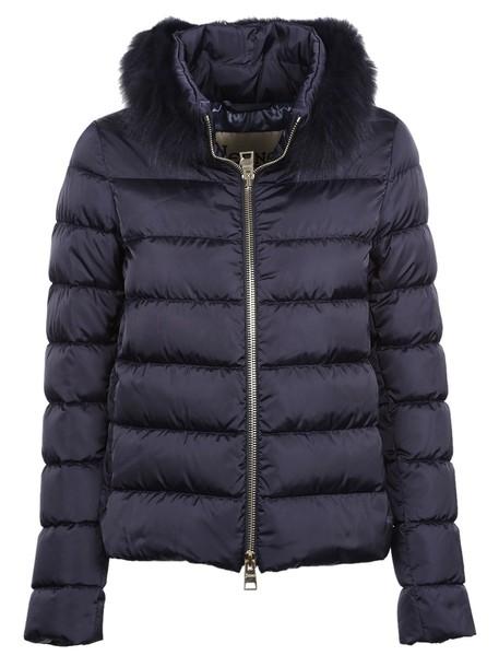 Herno jacket blue