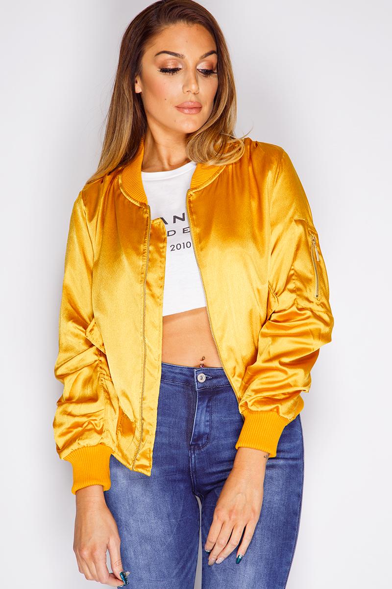 Mustard Yellow Shirt Womens