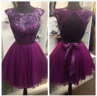 purple dress homecoming dress prom dress classy girly bows instagram christmas dress cocktail dress dress