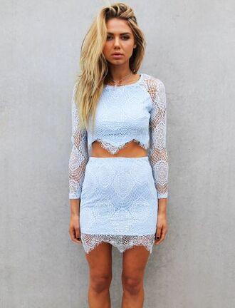 jumpsuit lace dress anycolor