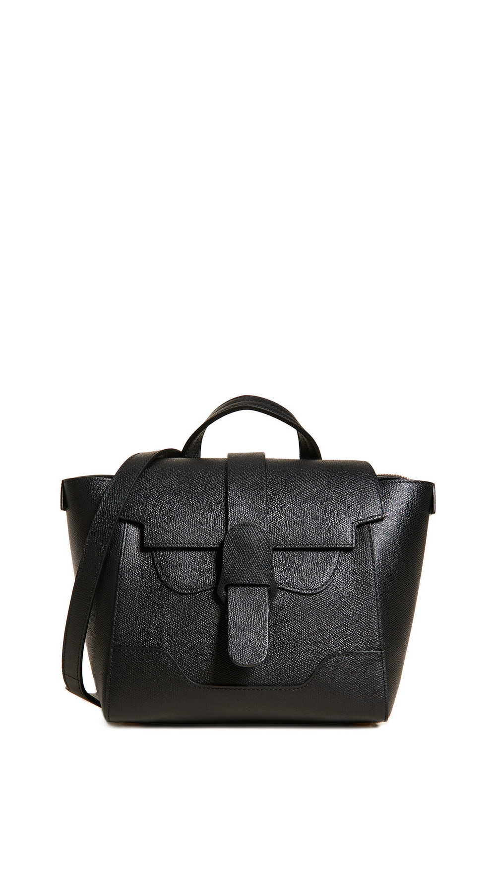 Senreve The Mini Maestra Bag in noir