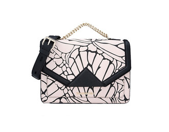 bag karl lagerfeld shoulder bag crossbody bag black bag