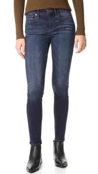 jeans skinny jeans dark curvy