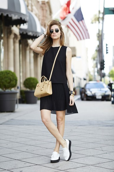 blonde salad shoes bag jacket sunglasses dress jewels