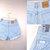 Medium High Waist Denim Shorts // Vintage Lee Shorts // High Waist Jean Shorts // High Waisted Lee Shorts // Festival Wear // B7