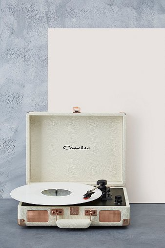 Crosley Cruiser Rose Gold Uk Plug Record Player Urban