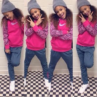 jacket pink jacket 0g_manaaa nike sweater jumpsuit