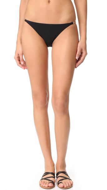 Tory Burch bikini bikini bottoms black swimwear
