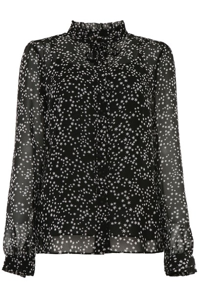 MICHAEL Michael Kors shirt print black top