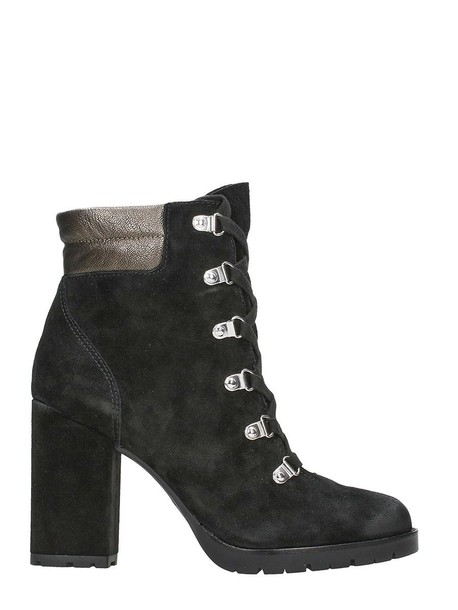 Sam Edelman suede ankle boots ankle boots suede black shoes