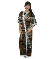 dress,black dress,mandala kimono robe,mandala cotton long kimono,beach  wear,indian cotton bath robe,long sleeves kimono,wide sleeve kimono,tunic cover up bath robe,floral print mandala kimono,bohemian print kimono,embroidered kimono,ethnic print beach kimono,printed summer kimono,mandala kimono,lace kimono,open front kimono,beautiful kimono