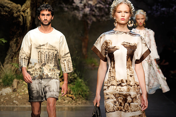 Dolce&Gabbana Official Site and On Line Store - The Fall Winter 2014 Collection