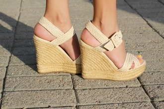 shoes wedges woven wedge woven wedges woven sandal heel woven sandal wedge cream wedges