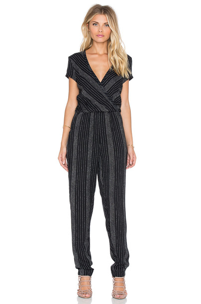 cleobella jumpsuit black