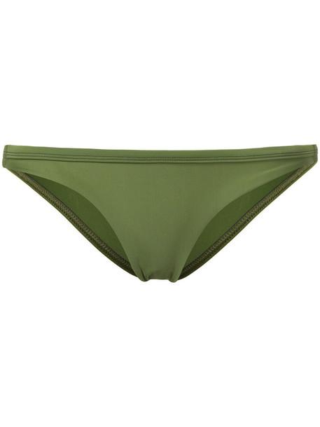 women spandex green underwear